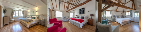 Luxury Rooms at Hubbards Luxury B&B