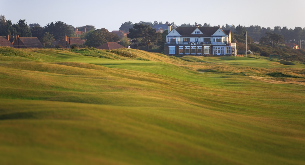 North Norfolk's Glorious Golf Courses